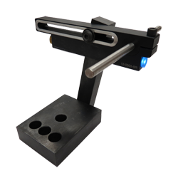 Lighted Table Mount Work Stop
